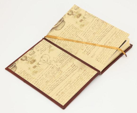 Piękna książka Leonarda da Vinci, Bajki i pomysły