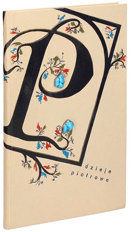 Oprawa artystyczna Kroniki o Piotrze Włostowicu