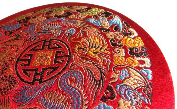 Książka Fletnia chińska w jedwabnej oprawie