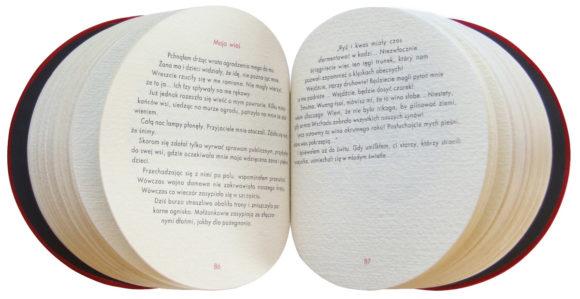 Artystyczna książka Fletnia chińska