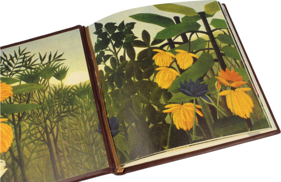 Pięknie ilustrowana książka Twaina Marka, Pamiętniki Adama i Ewy