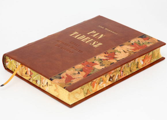 Edycja kolekcjonerska książki Mickiewicza Adama, Pan Tadeusz
