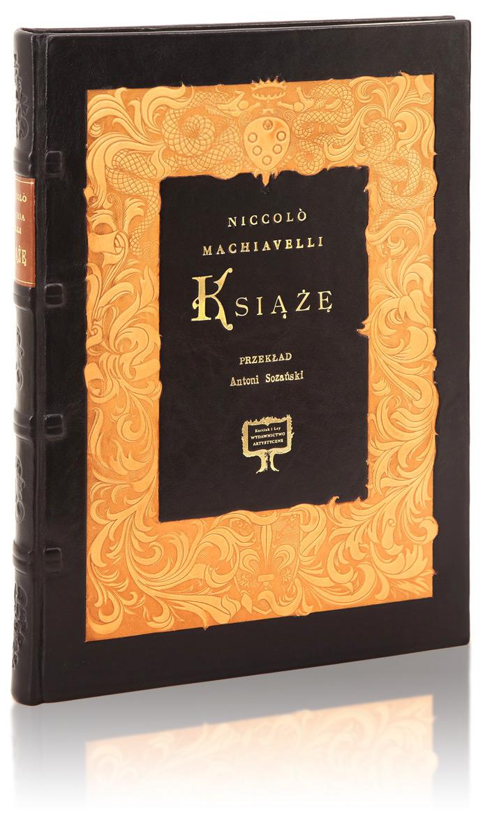 Piękna książka Machiavellego Niccolò, Książę