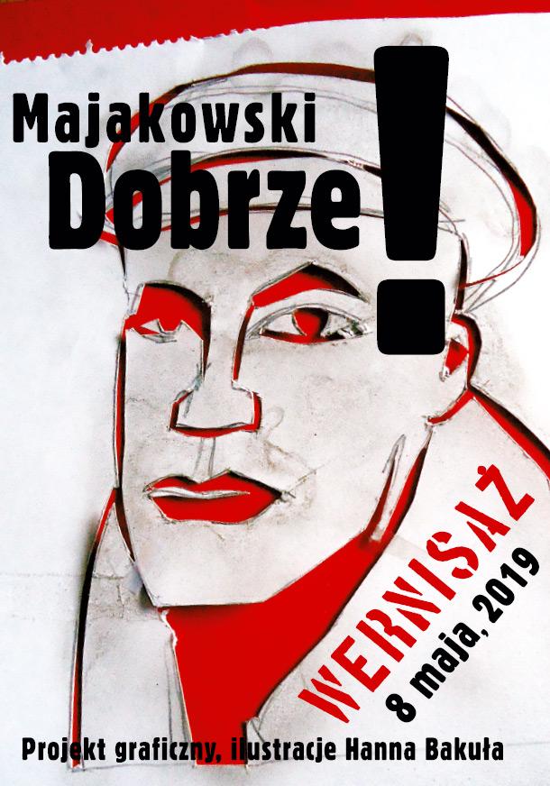 Wernisaż, Hanna Bakuła, poemat Dobrze!