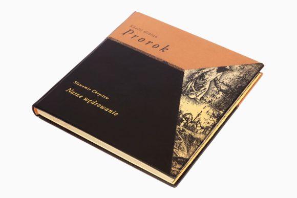 Oprawa artystyczna książki Gibrana Khalila, Prorok